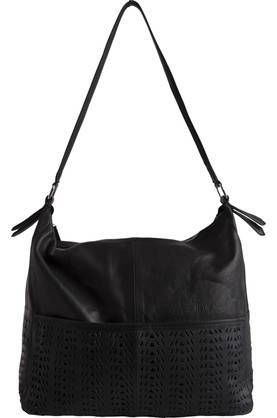 Pieces Nahkalaukku Natalie leather bag