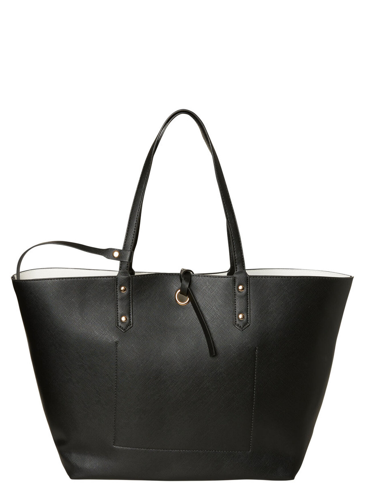 VERO MODA Shopper Bag Women Black