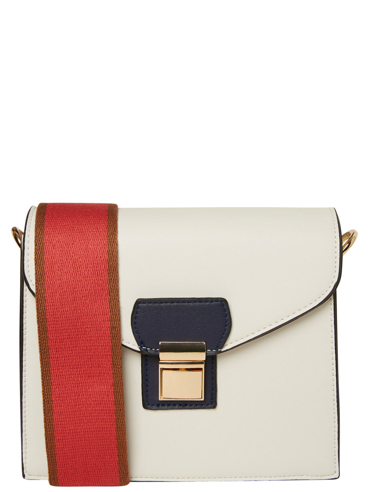 VERO MODA Small Crossbody Bag Women White