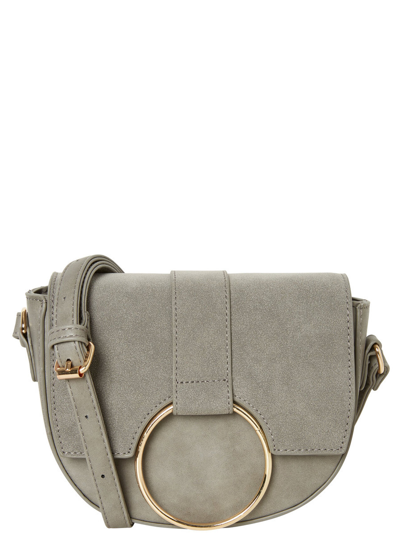 VERO MODA Small Shoulder Bag Women Grey